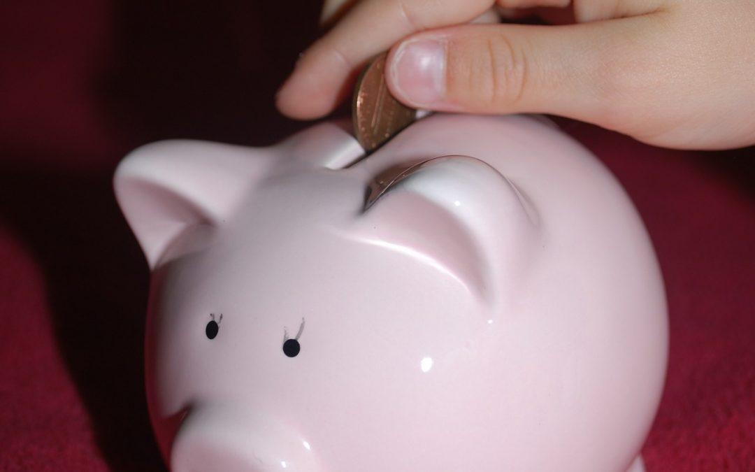 Geld anlegen für das eigene Kind